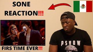 FIRS TIME REACTION TO MEXICAN ROCK, Zoé - Soñé (MTV Unplugged) (MEXICAN MUSIC REACTION)