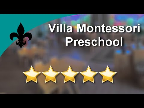 Montessori School of Leesburg VA - 5 Star - Villa Montessori Preschool Leesburg Reviews