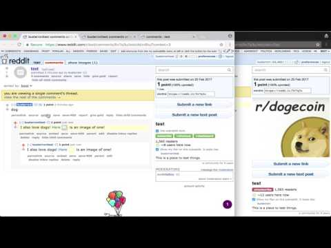 How To Make A reddit Bot — Part Two - YouTube