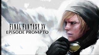 Final Fantasy XV - Episode Prompto + Regalia Type-D