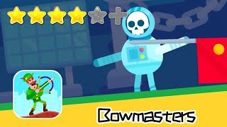 Bowmasters - Multiplayer Game - Playgendary Walkthrough Super Bloody Recommend index four stars