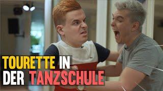 Tourette in der Tanzschule - Tim wird von Gisela GEFOLTERT!
