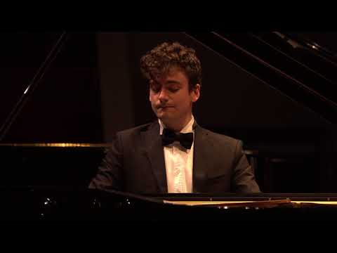 Alexander Ullman | finals with orchestra | Liszt Competition 2017