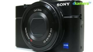 Sony Cyber-shot DSC-RX100 II Test (7/7): Fazit