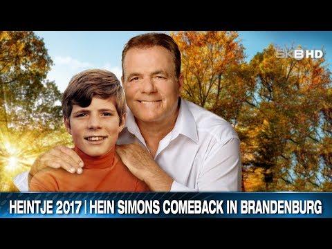 HEINTJE 2017 | HEIN SIMONS COMEBACK IN BRANDENBURG