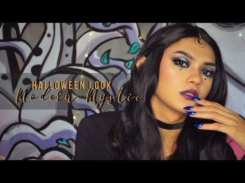 #CalyxtaCuts: Modern Mystic Halloween Look Tutorial thumbnail