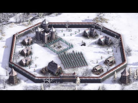 Cossacks 3 - Mission 1 FIRST SILESIAN WAR | Huge gambles and Great achievements