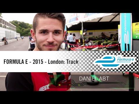 FORMULA E - 2015 - London: Track