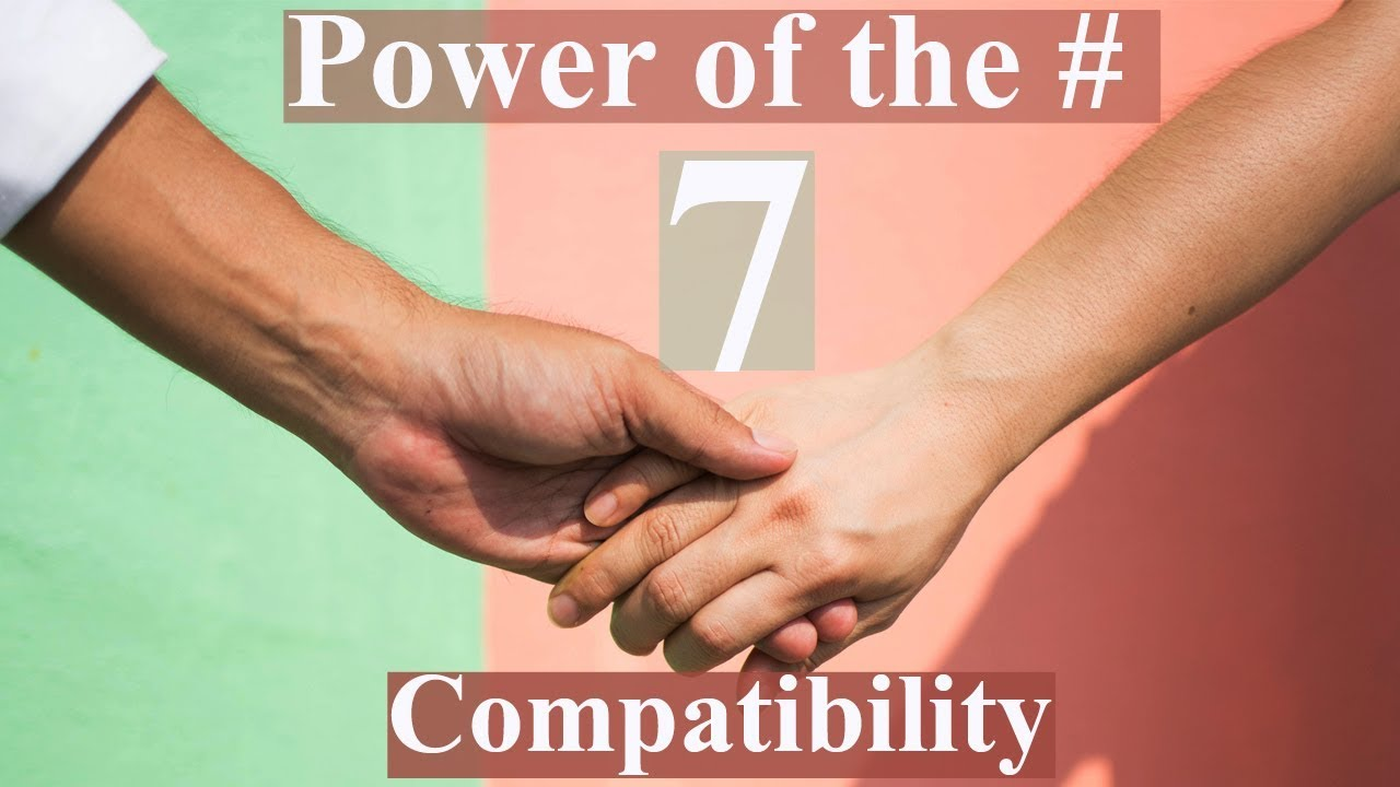 Numerology: The Power of The Number 7 Compatibility// Life Path 7