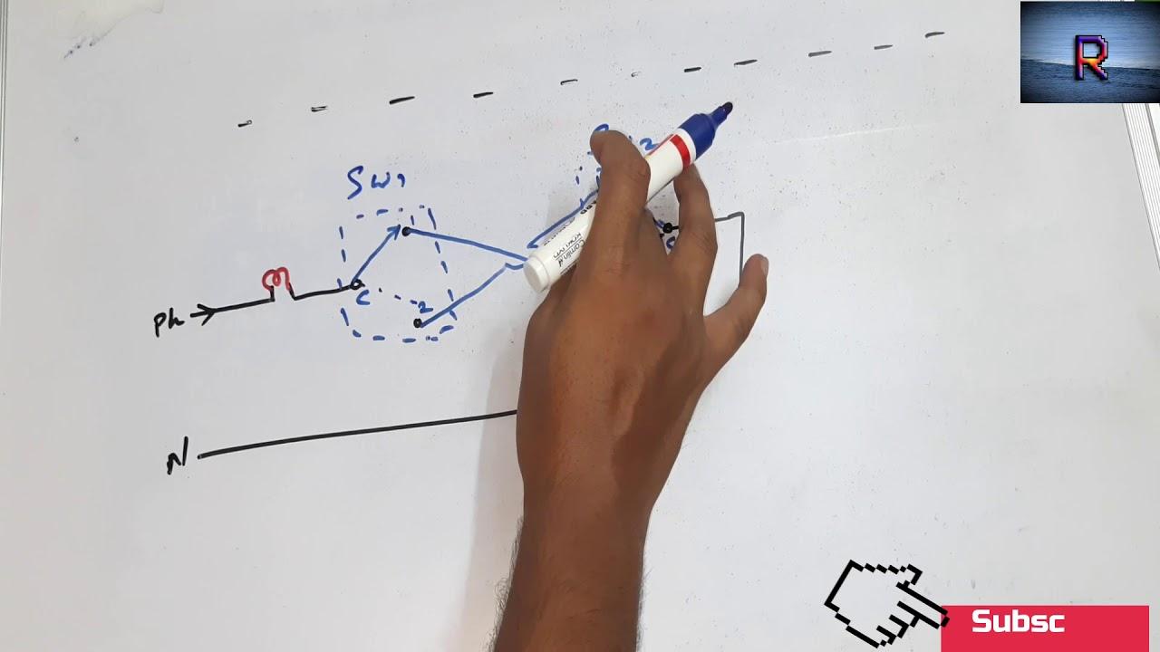 जीने का परिपथ   sidhi wiring diagram   how to make ...