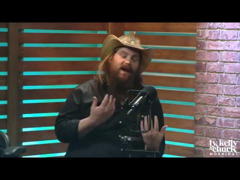 Chris Stapleton Talks Touring with Tom Petty