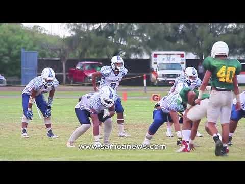 2017-18 ASHSAA Football Season Opener