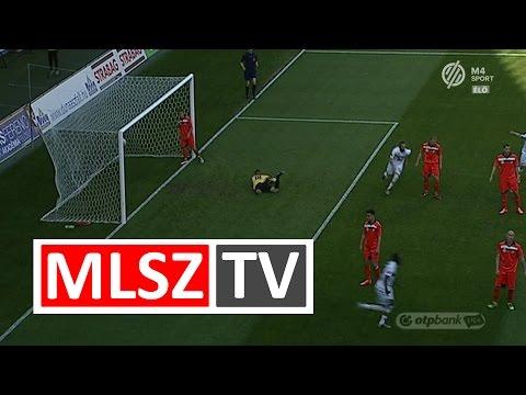 Puskás Akadémia FC – Budapest Honvéd | 2-1 | OTP Bank Liga | 33. forduló | MLSZTV