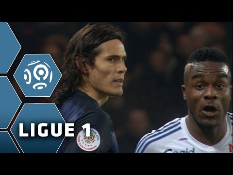 Paris Saint-Germain - Olympique Lyonnais (5-1)  - Résumé - (PARIS - OL) / 2015-16