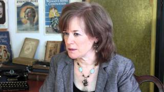 Interview with Caroline Preston
