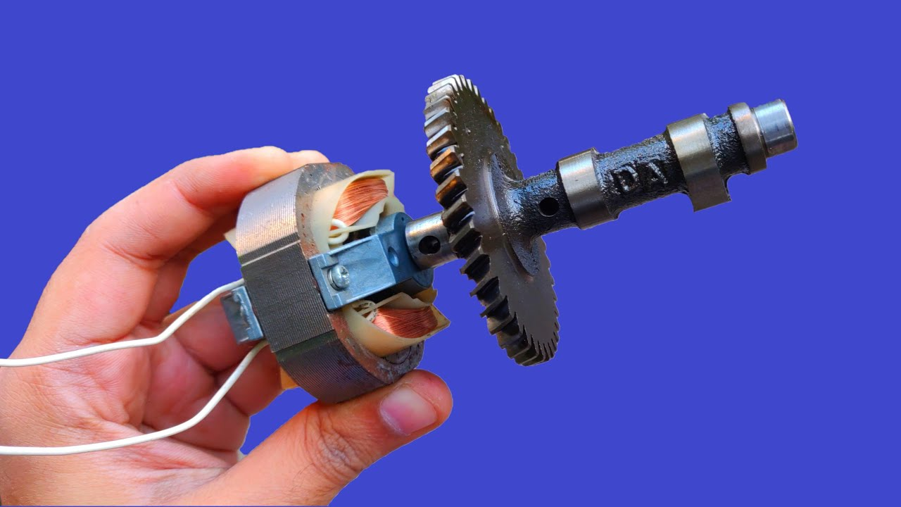 3 Simple Inventions with DC Motor