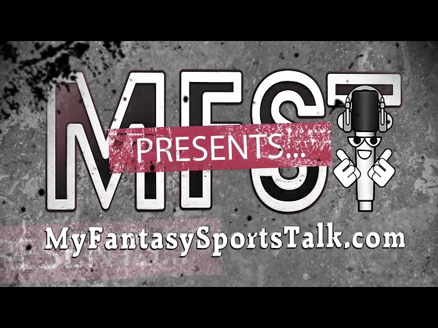 My Fantasy Podcast- NFL Week 1 Recap