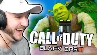 SHREK ZOMBIES in Black Ops 3 is HILARIOUS...