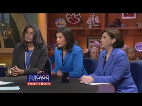 Chicago Tonight | Cook County Democratic State's Attorney Candidates Forum