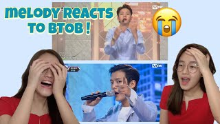 [BTOB - Only one for me] Comeback Stage M COUNTDOWN REACTION…