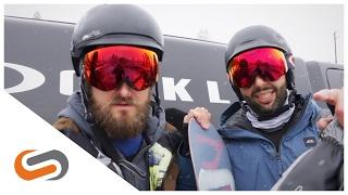 Ski Helmet - Oakley Mod3 vs. Mod5 Helmet   SportRx