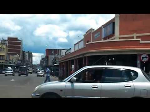 Street life in Harare,Zimbabwe