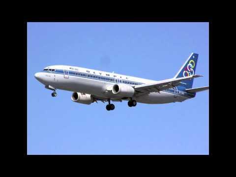 オリンピック航空の使用機材【2014年1月現在】 Olympic Air