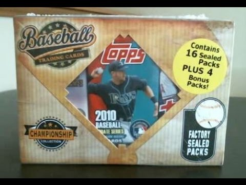 Random Baseball Cards 20 Packs From Walmart