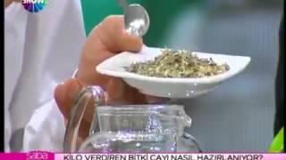 Ayhan Ercan 9 Bitkili Zayıflama Çayı Tarifi