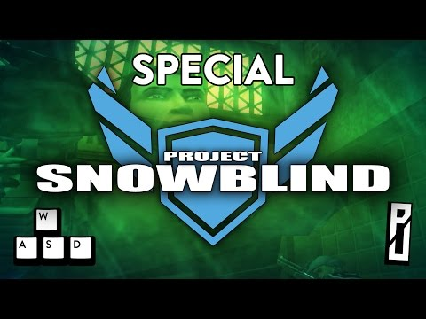 THE SIXTY DOLLAR MAN - Project Snowblind Gameplay [Special]