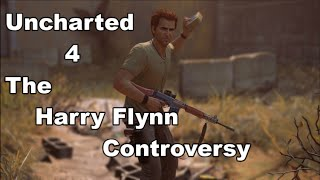 Uncharted 4 - The Harry Flynn Controversy