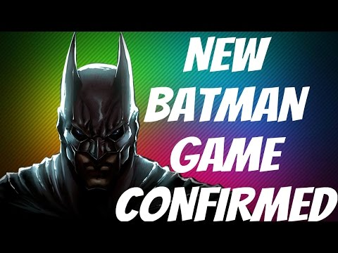 NEXT BATMAN: ARKHAM GAME IN PRODUCTION!