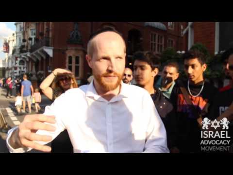 IAM activist educates pro-Palestinian and Islamist activists in London
