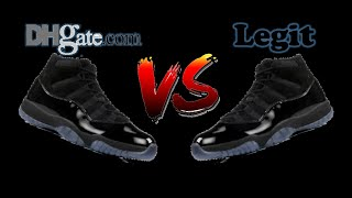 Dhgate Air Jordan Cap and Gown Review!!!