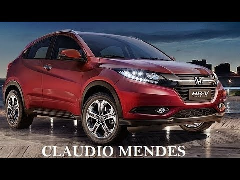 honda hrv 2018 com muitos detalhes youtube. Black Bedroom Furniture Sets. Home Design Ideas