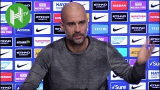 Man City v Crystal Palace | Pep Guardiola brushes off Jurgen Klopp's mind games