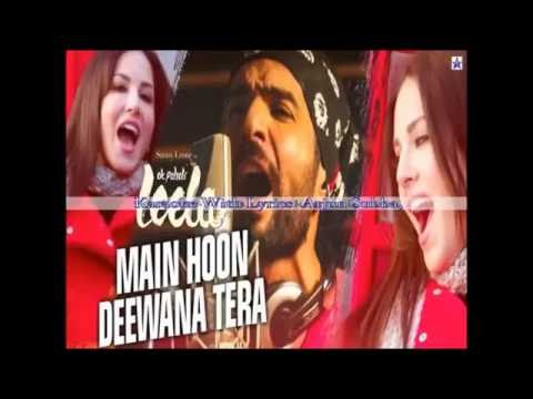Deewana Tera,, Karaoke With Lyrics,,