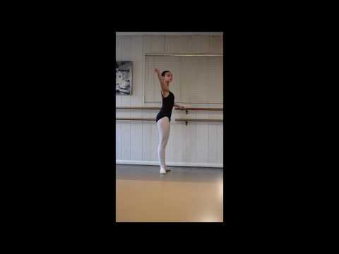 London Ferre Ballet Hawaii Summer Intensive Video Audition 2018