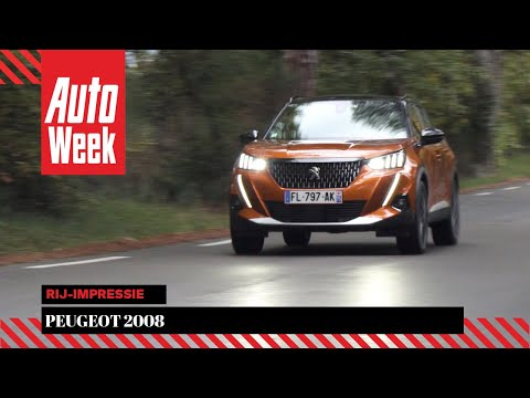 Peugeot 2008 - AutoWeek Review - English subtitles