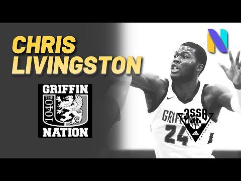 Chris Livingston We All Can Go 17U Adidas Circuit Highlights