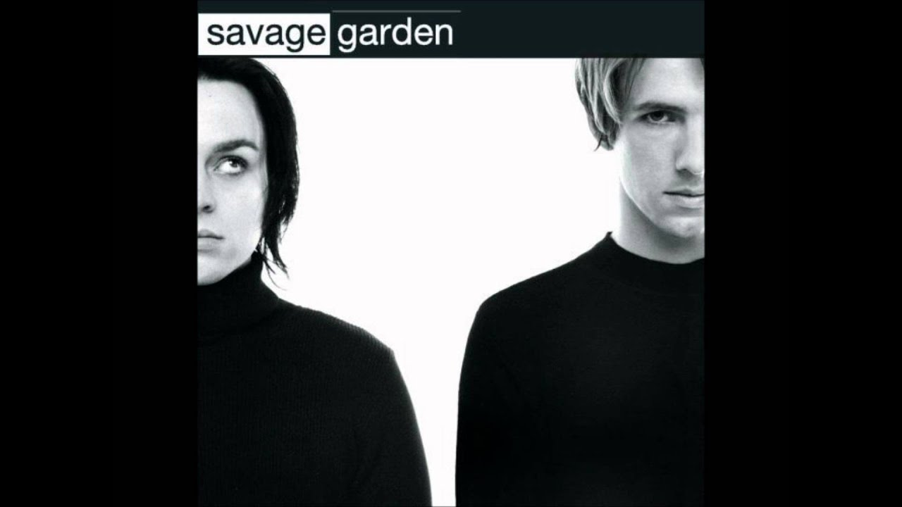Tears Of Pearls Savage Garden Youtube