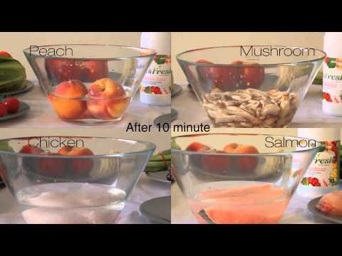 Wash & Fresh (Food Safety / Health & Baby Care)