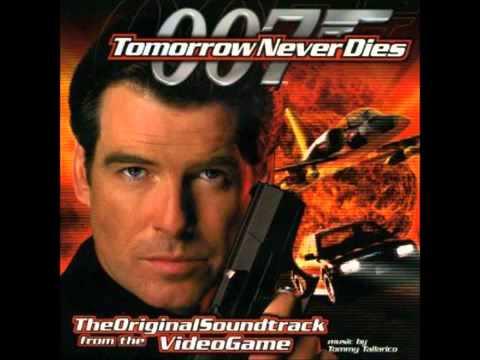 007 Tomorrow Never Dies Soundtrack   Detonate
