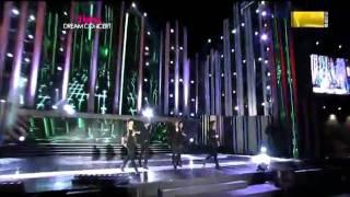 111006 MBLAQ - Mona Lisa live