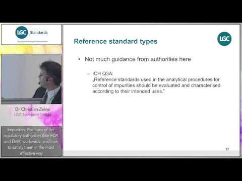 LGC Standards GmbH - Dr Christian Zeine