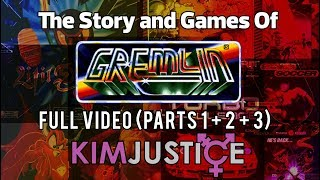 The Story and Games of Gremlin (full)   Kim Justice