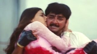 Khadgam Movie || Sonali Bendre Expiry Sentiment Scene|| Ravi Teja, Srikanth, Sonali Bendre