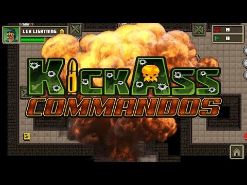 Kick Ass Commandos | GREAT FUN! |