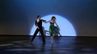 Alisson & Audrey (Zouk Show) - JRDA SHOW 2013 - 'A Night at the Movies'