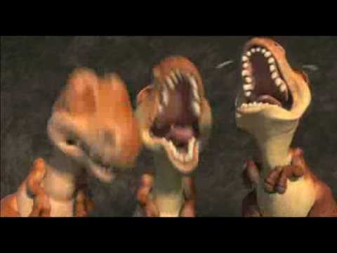 Ice Age Baby Dinosaurs NO BITING - YouTube